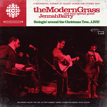 Swingin' Around the Christmas Tree...Live! cover art