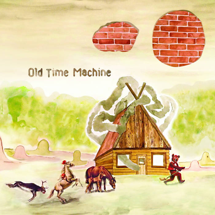Old Time Machine cover art