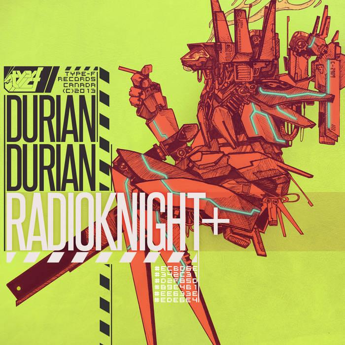Radioknight+ cover art