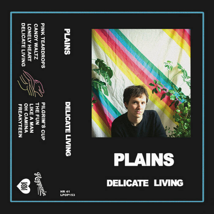 Delicate Living cover art