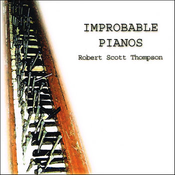 Improbable Pianos CD