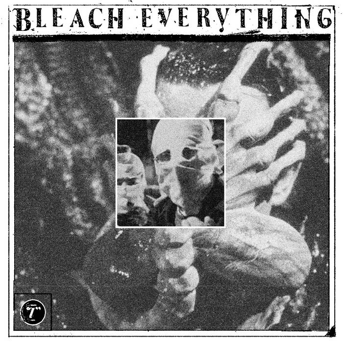 "BLEACH EVERYTHING - ""Free Inside"" cover art"
