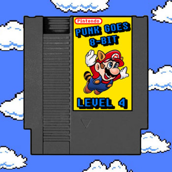 Punk Goes 8-Bit: Level 4 cover art