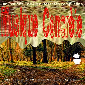 IFAR Musique Concrète diversification bias compilation cover art