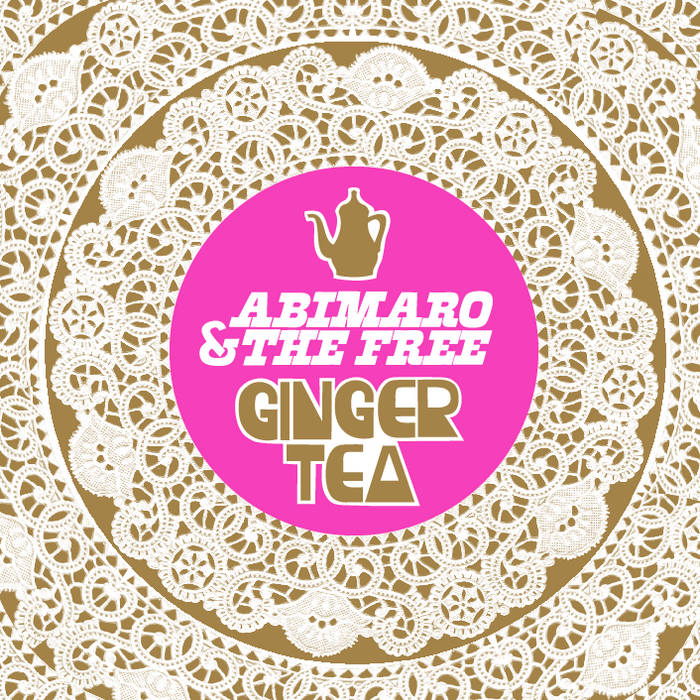Ginger Tea - Single cover art