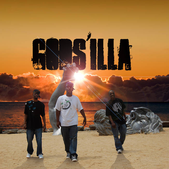 Up And Up Presents...Gods'Illa: The Album cover art
