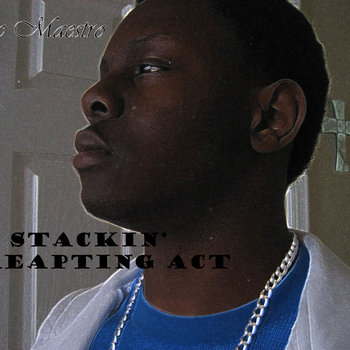 Stackin': A Repeating Act cover art