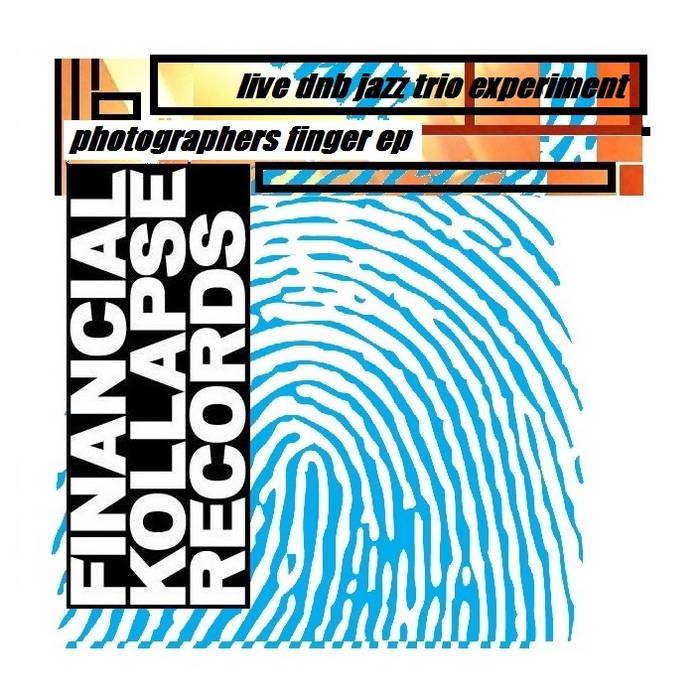 photographers finger EP cover art