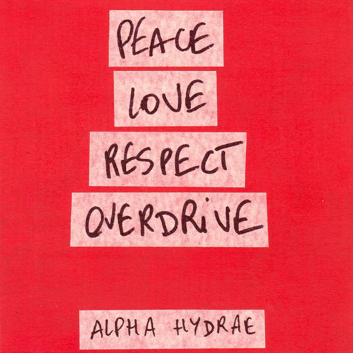 Peace Love Respect Overdrive cover art