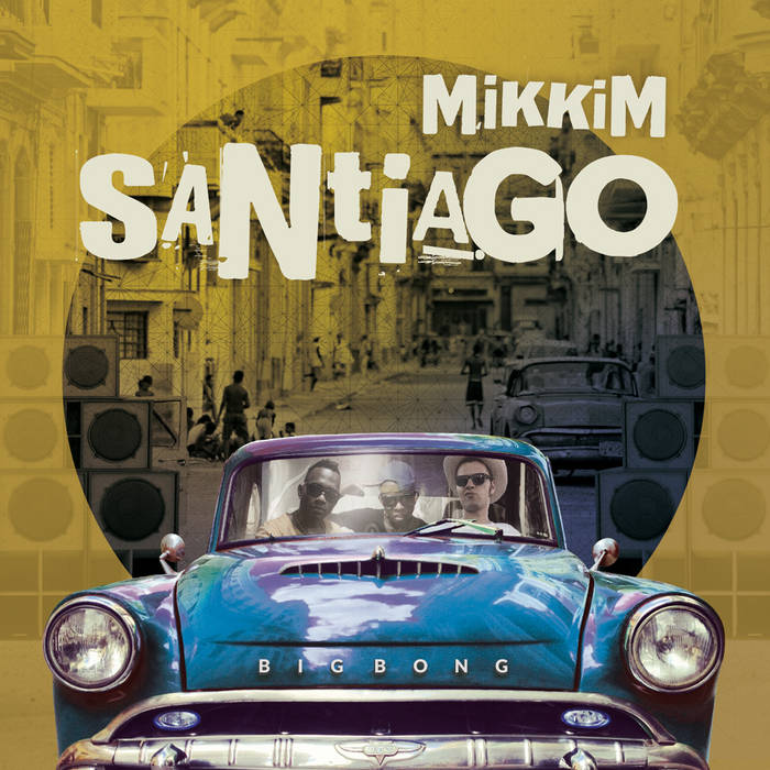 Santiago cover art