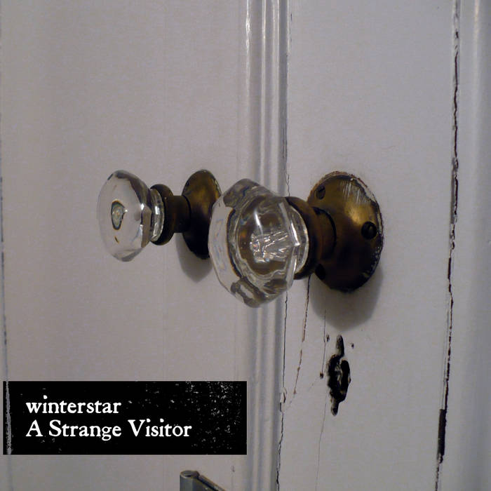 A Strange Visitor cover art