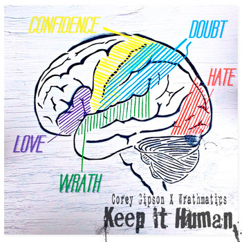 Keep It Human cover art