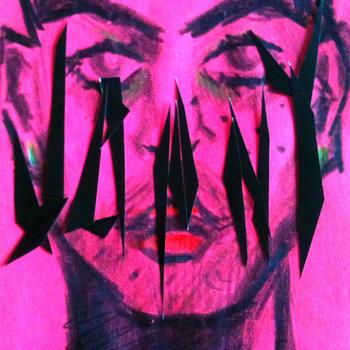 JONNY ep cover art