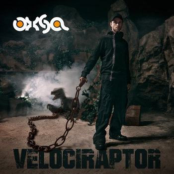 Velociraptor cover art