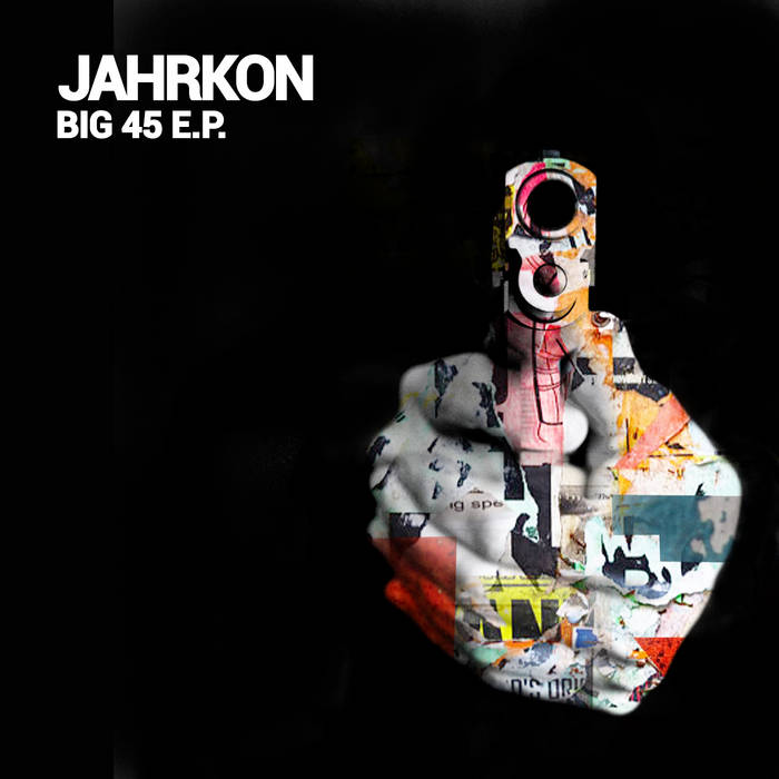 Big 45 E.P. cover art