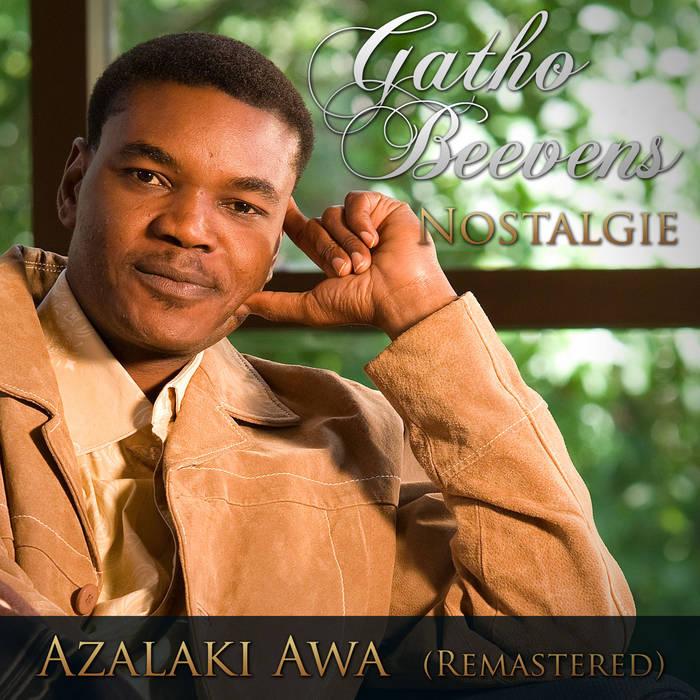 "Nostalgie ""Azalaki Awa"" cover art"
