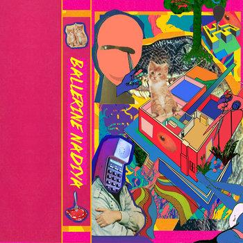Ballerine Nadiya cover art