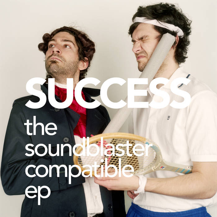 The Sound Blaster Compatible EP cover art