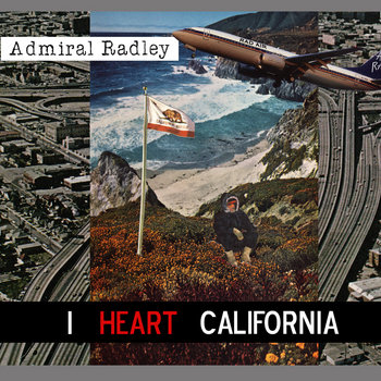 I Heart California cover art