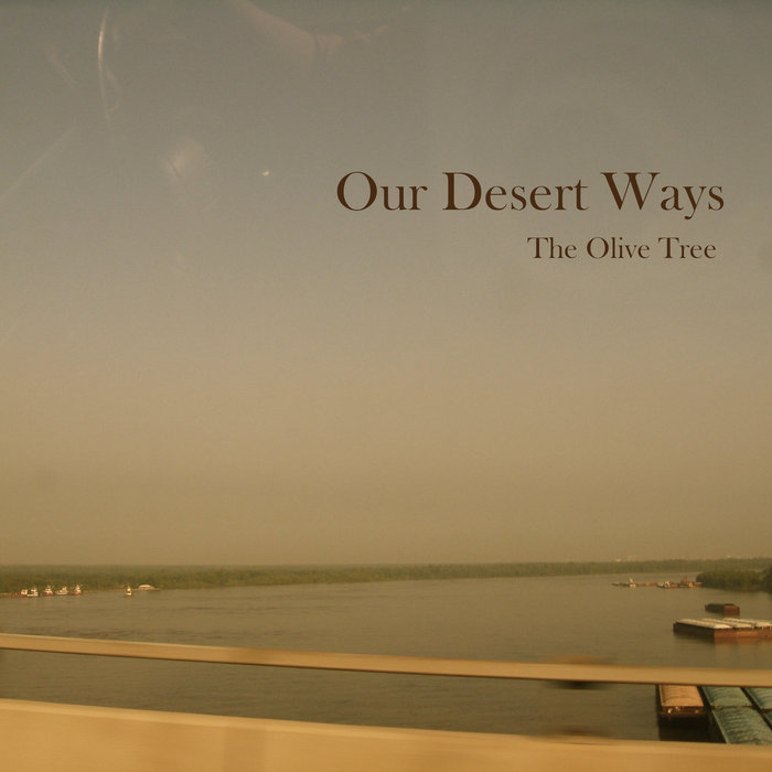 Our Desert Ways cover art