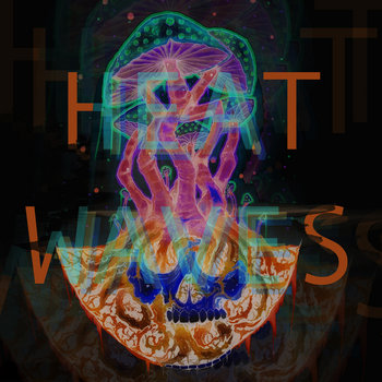 Heat Waves EP cover art