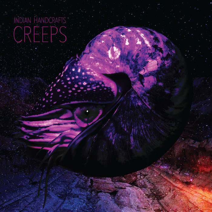 Creeps cover art