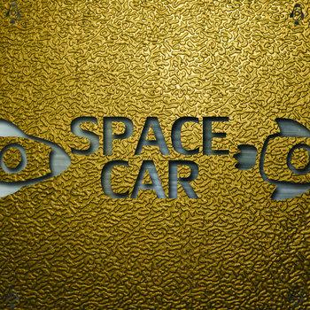 Space Car cover art