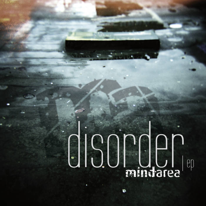 disorder | ep cover art