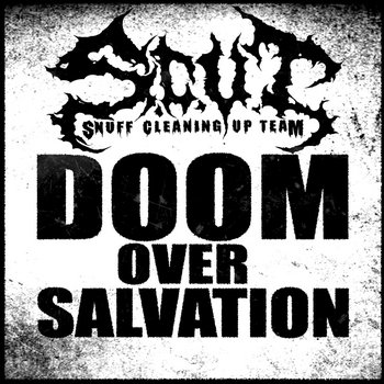 Doom over Salvation Demo 2015 cover art
