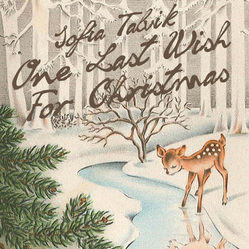 One Last Wish For Christmas cover art