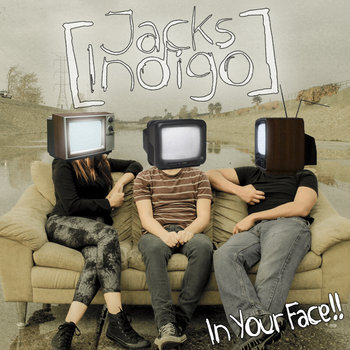 In Your Face!! cover art