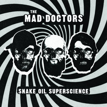 Snake Oil Superscience cover art
