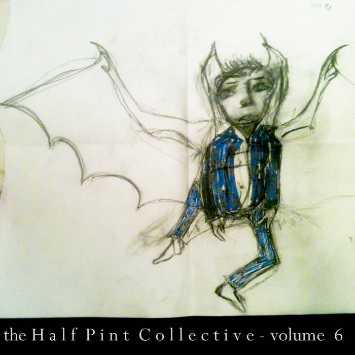 The Half Pint Collective, Vol. 6 cover art