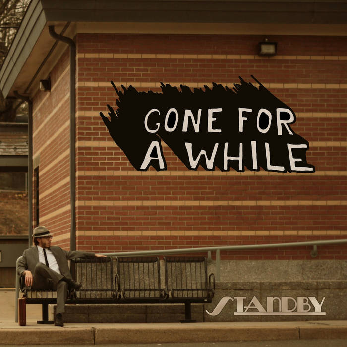 Gone for a While cover art