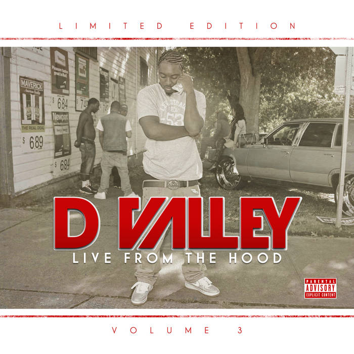 Live From The Hood Vol. 3 cover art