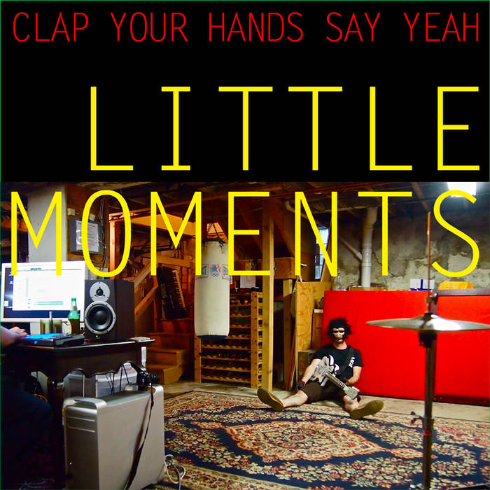 Little Moments EP cover art