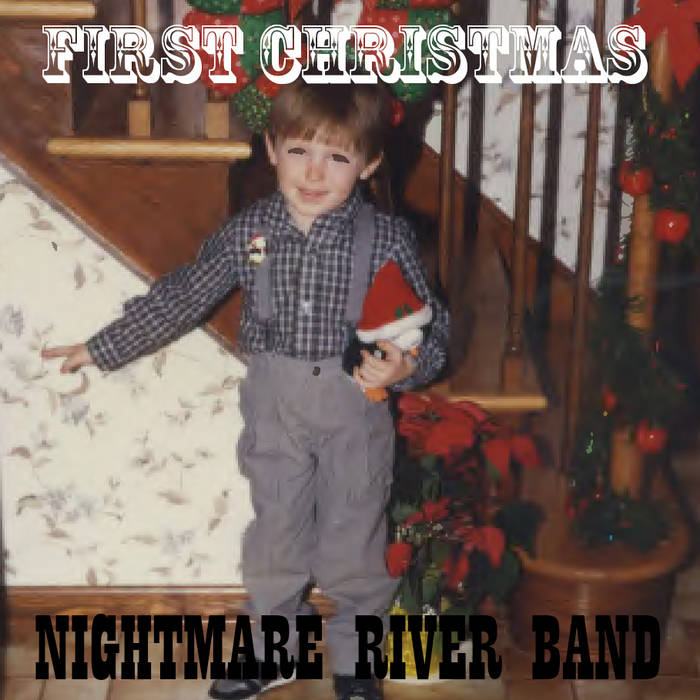 First Christmas cover art