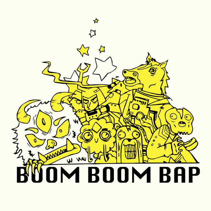 Boom Boom Bap cover art