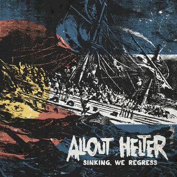 Sinking, We Regress cover art