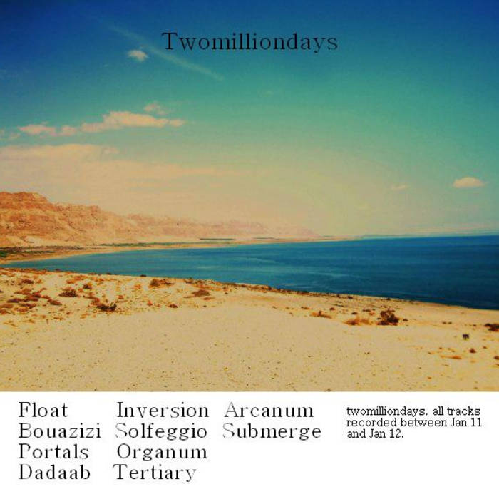 twomilliondays cover art