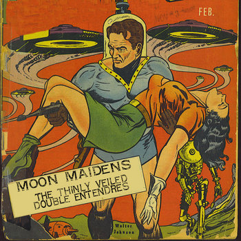 Moon Maidens cover art