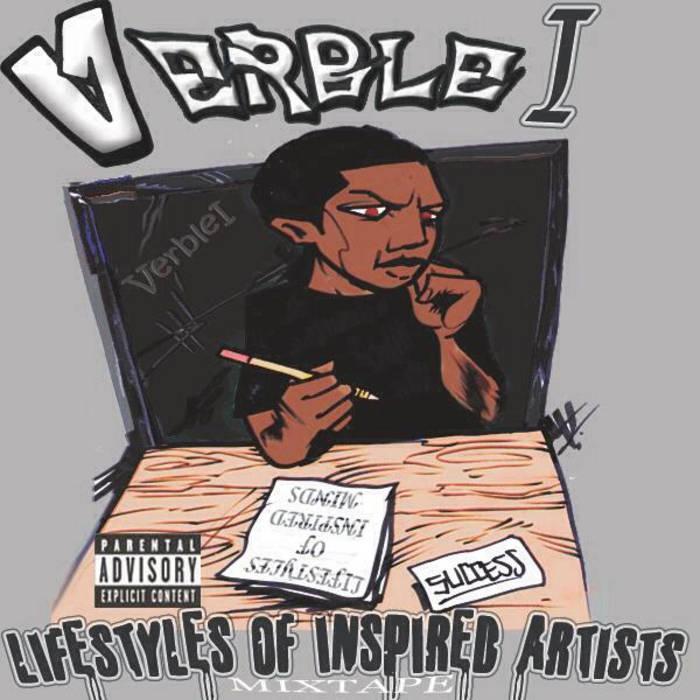 lifestyles of inspired artist cover art