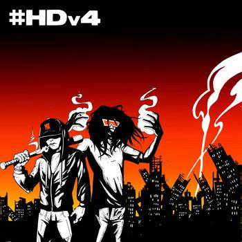 #HDv4 cover art