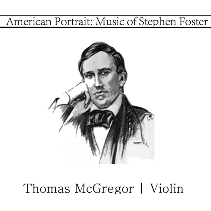 American Portrait: Music of Stephen Foster cover art