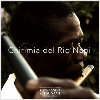CHIRIMIA DEL RIO NAPI (esperando el tsunami collection) cover art