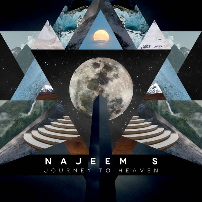 Najeem S - Journey to Heaven cover art