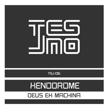 Xenodrome - Deus Ex Machina cover art