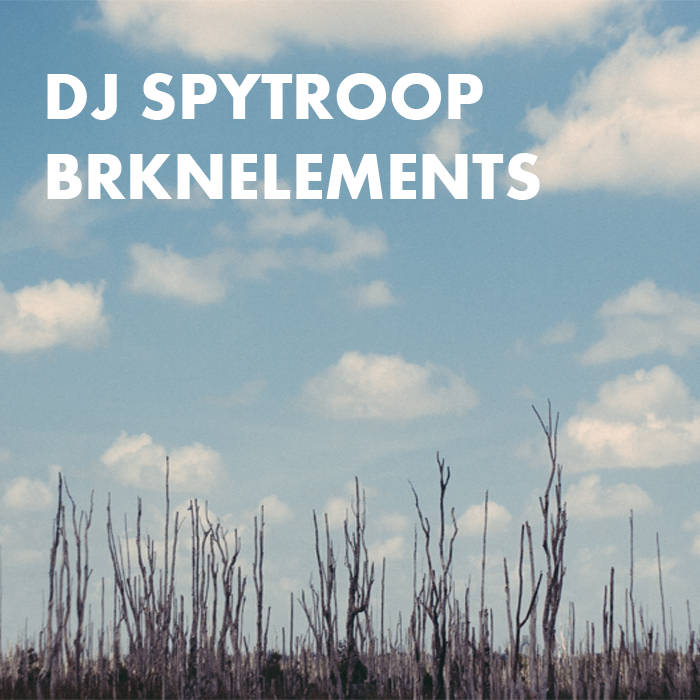 BRKNELEMENTS (2014) cover art