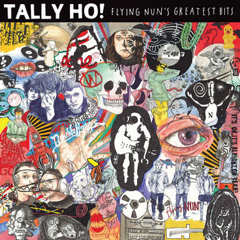 Tally Ho! Flying Nun's Greatest Bits cover art