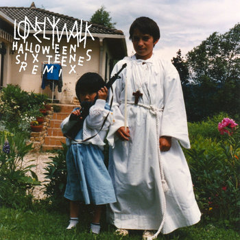 Lonely Walk - Halloween Sixteen Remixes cover art